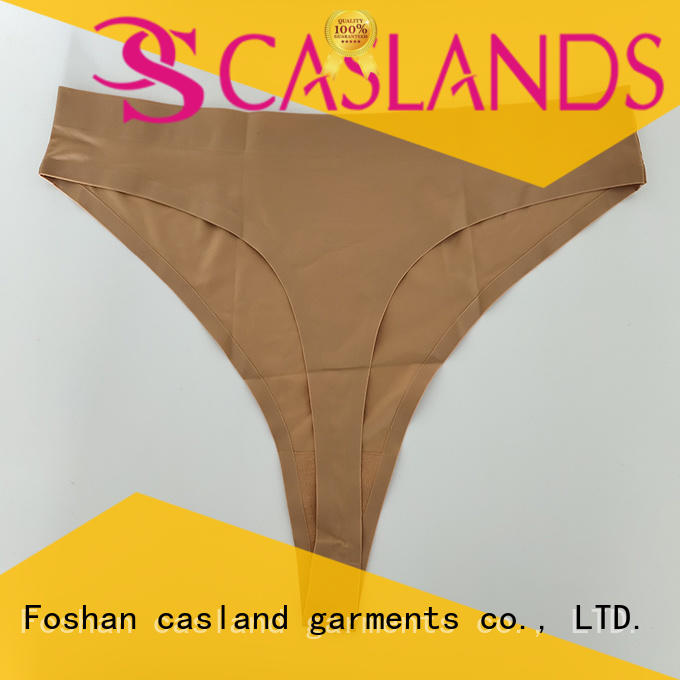 durable seamless underwear mid series for girls