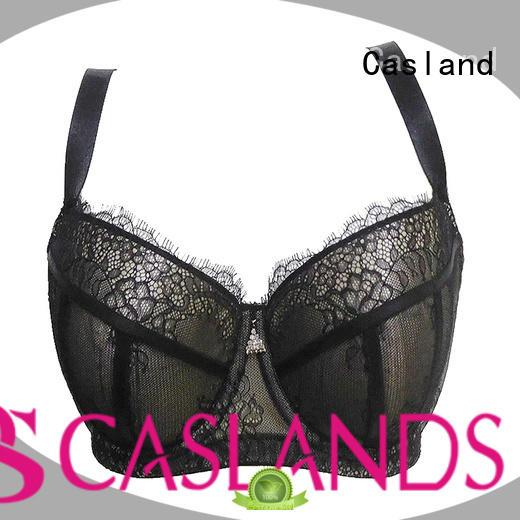 panty big wireless plus size front closure bras Casland Brand