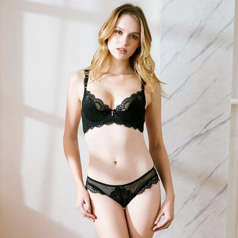 Wholesale Underwear Lace Bra Brief Set
