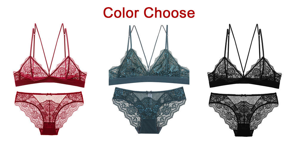 sheer lace bra mould woman bra Casland Brand