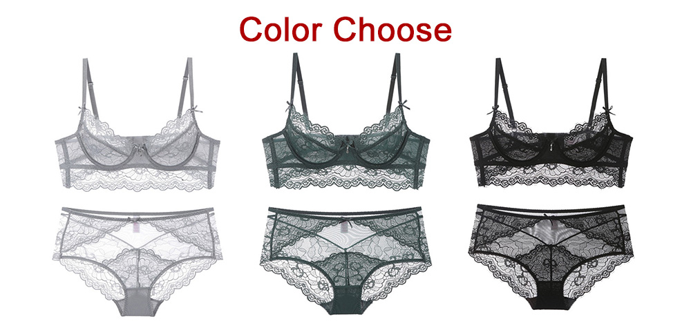 Casland New lace bra and panty set factory for girls-1
