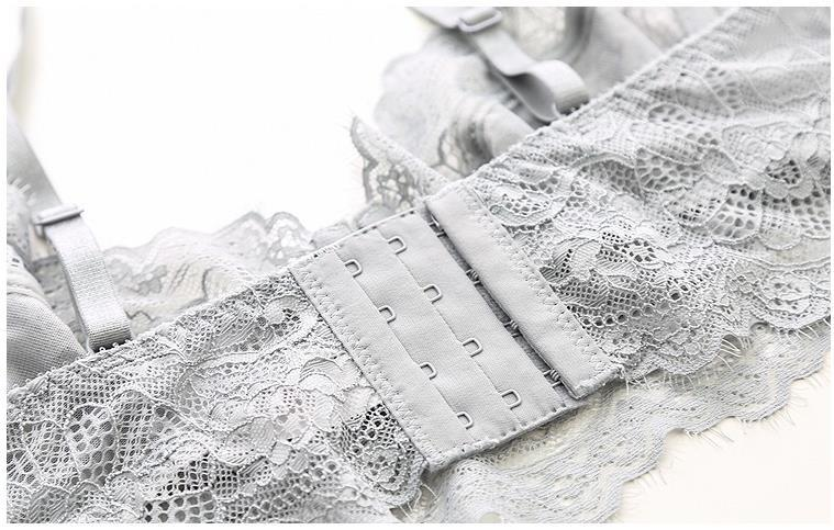 Casland New lace bra and panty set factory for girls