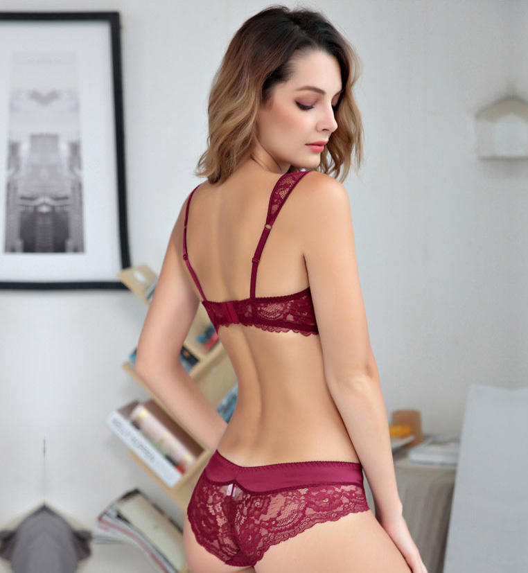 Sexy Hot Designer Bra Panty Set