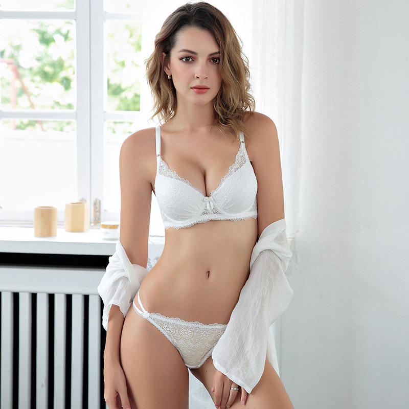 Women Underwear And Push Up Bra Panty