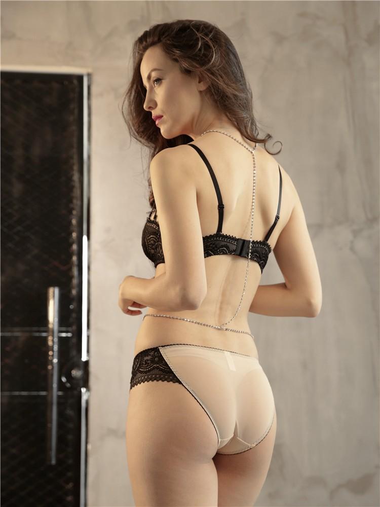 Sexy thin bra cup