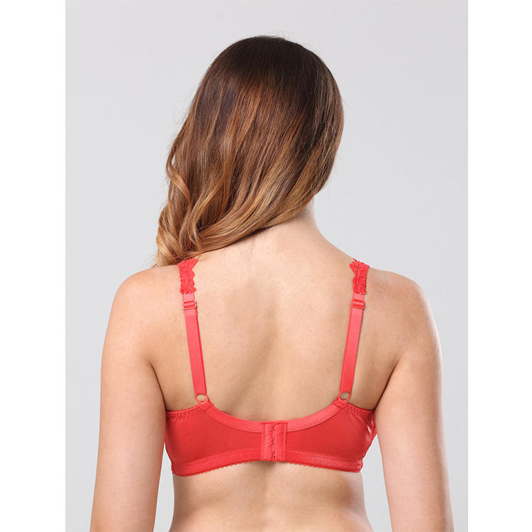 professional plus size comfort bra balconette series for women