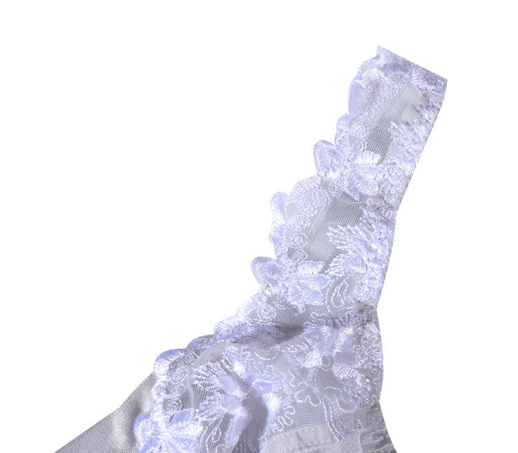 Non Padded Lace Underwire Bra Plus Size