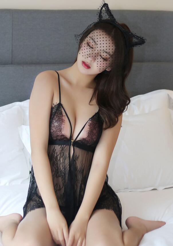 Casland-Wholesale Sex Hot Transparent Women Sexy Lingerie-3