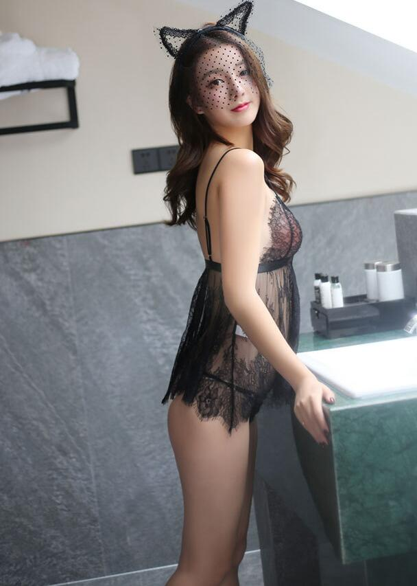 Casland-Wholesale Sex Hot Transparent Women Sexy Lingerie-4