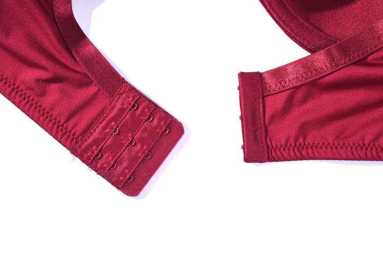 Casland hot sale cotton bras plus size series for ladies
