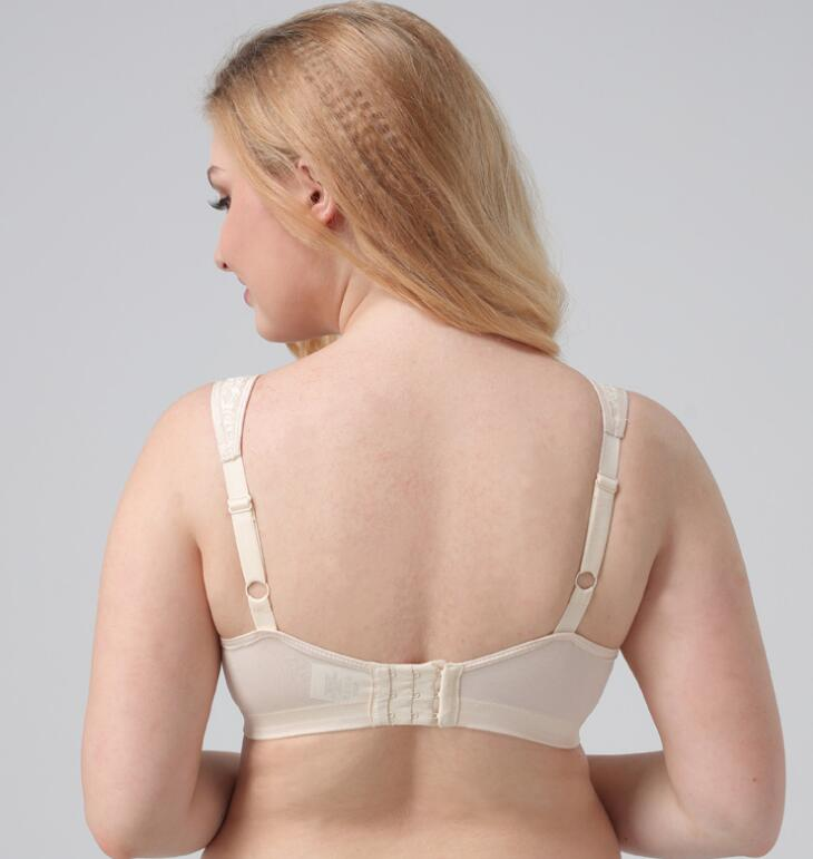Casland-Support Seamless Smoothing Full Coverage Bra-1