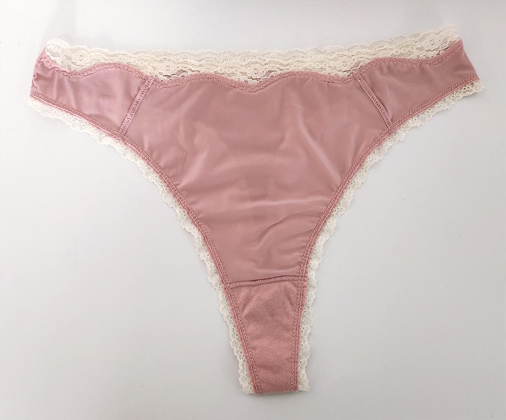 French Sexy Woman Lace Panty