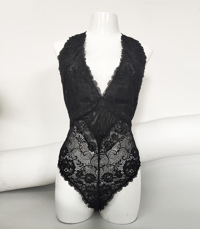 Wholesale sexy lace bodysuits women
