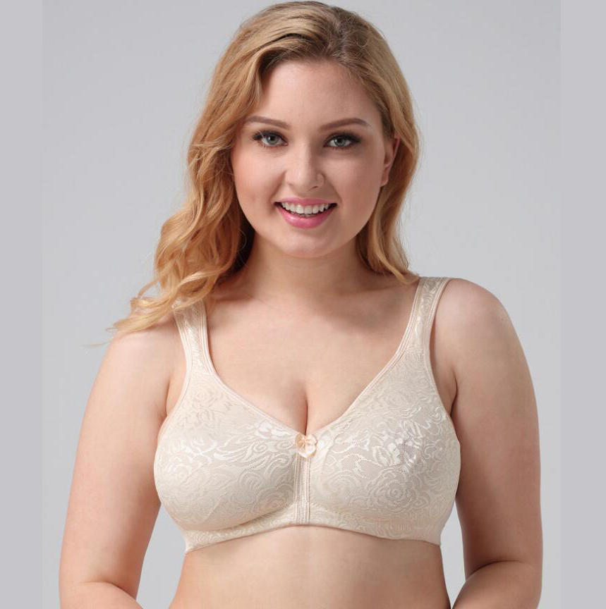 Support Seamless Smoothing Full Coverage Bra
