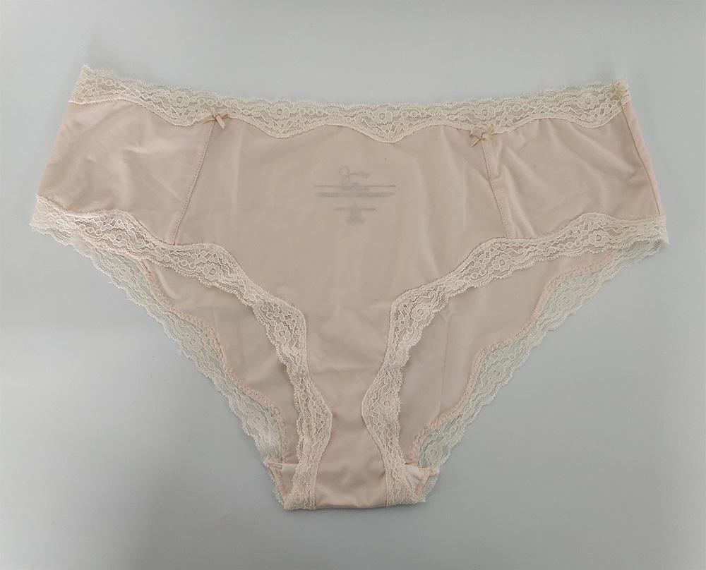 Mid Rise Seamless Sexy Bikini Panty