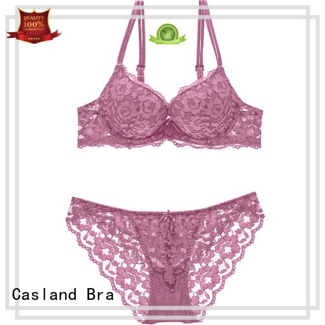 Casland Brand style halter bralette manufacture
