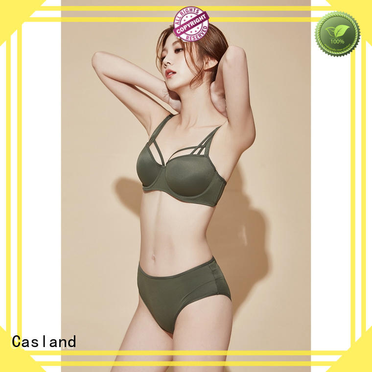 Casland professional fancy bra online supplier for women