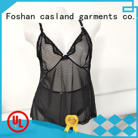 Casland fish fishnet bodysuit factory for girls