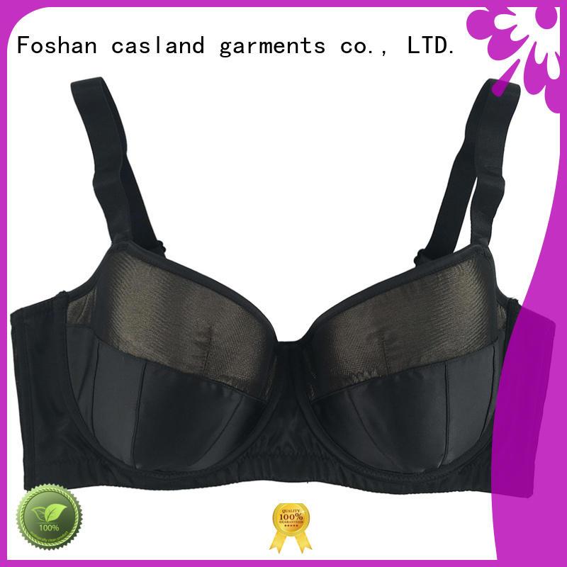 Casland durable plus size backless bra wholesale for women