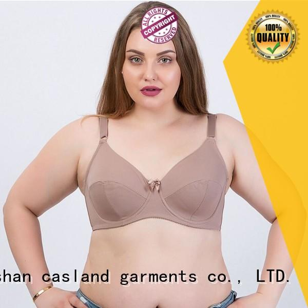 Top wide back bras plus size big for business for women