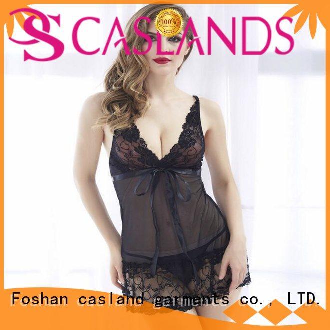 Casland erotic teddy lingerie supplier for girls