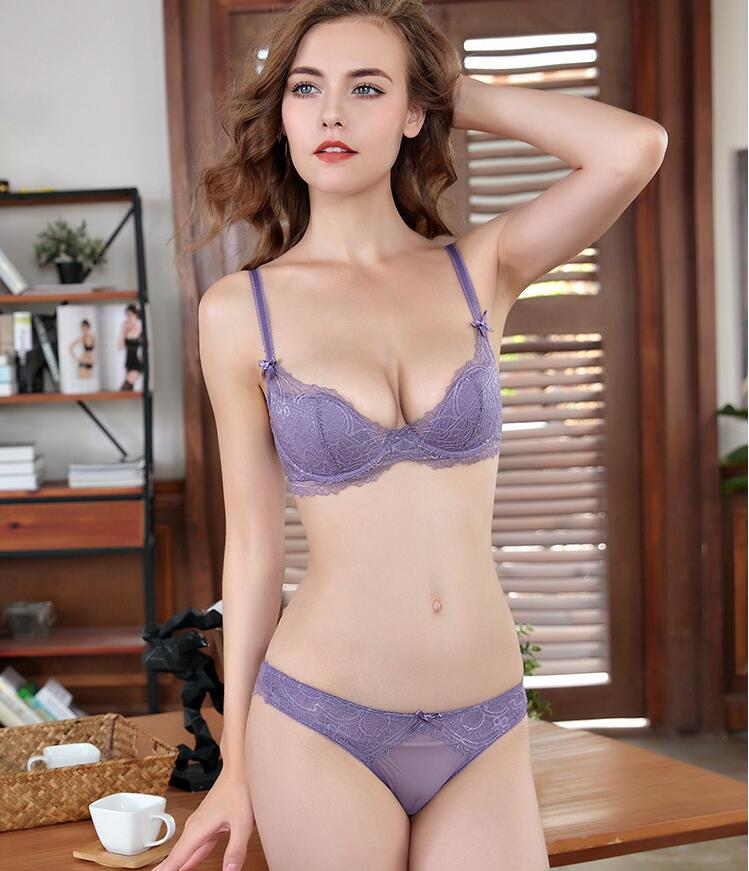 Casland-Best Demi Lace Bra And Panty Women Sexy Manufacture - Casland