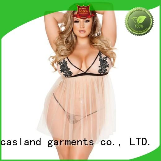 Casland high quality babydoll lingerie supplier for girls