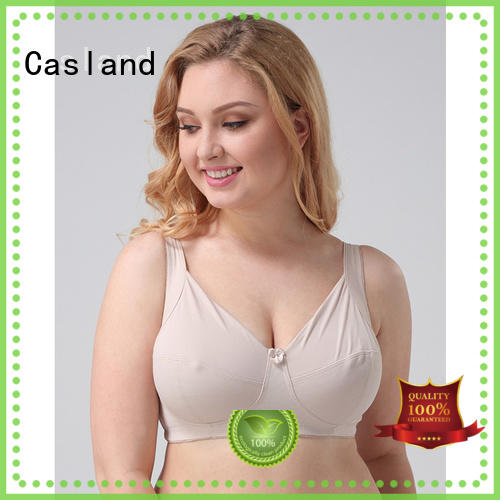 high quality plus size soft cup bras manufacturer for ladies