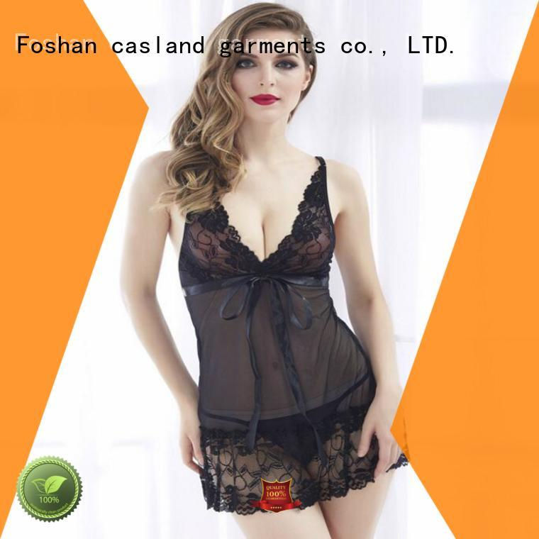 Casland luxury sexy slip manufacturer for girls