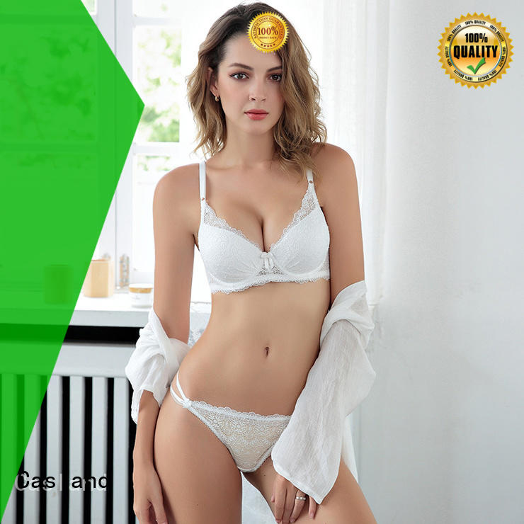 Casland pad see through bra series for girls