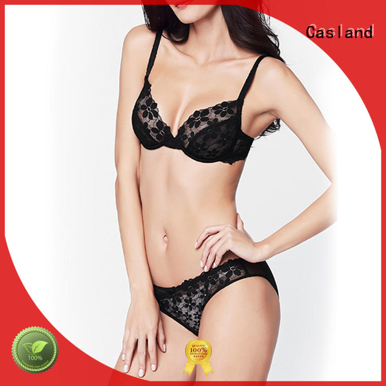 Wholesale bra panty stylish sheer company for ladies