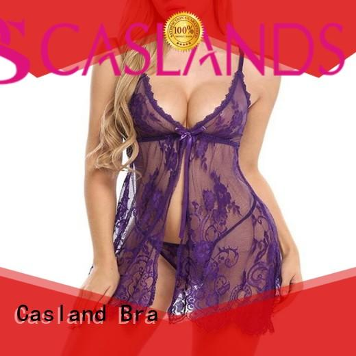fashion thin full OEM sleepwear online Casland