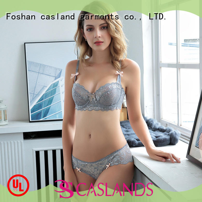 Casland professional half cup bra series for women