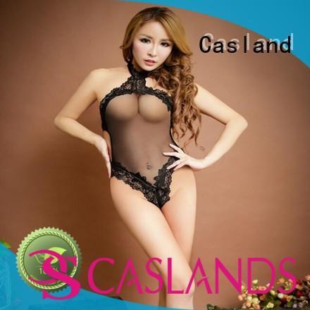 Casland plus fishnet bodysuit for business for ladies