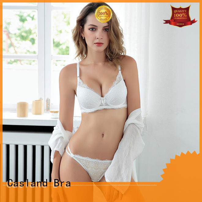 Casland durable latest bra panty mature for girls