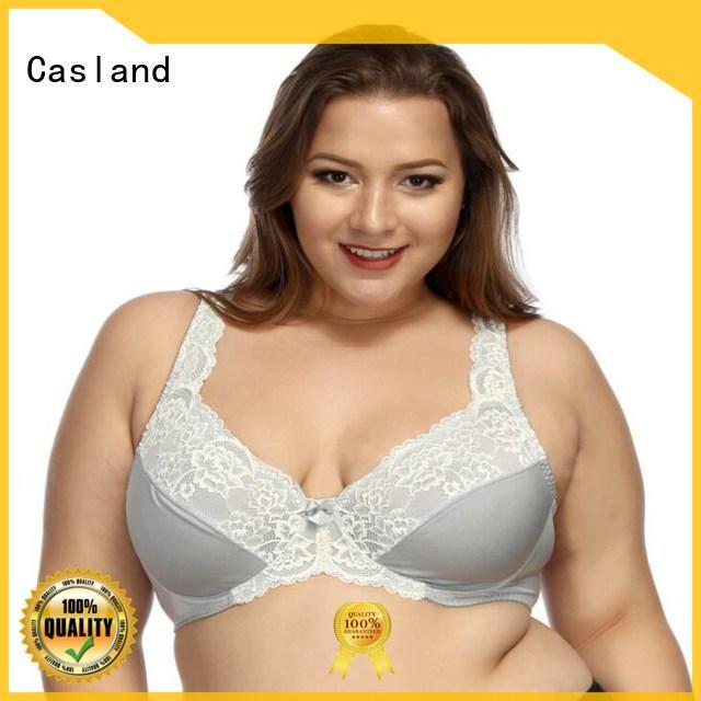 Casland woman plus bras manufacturer for ladies