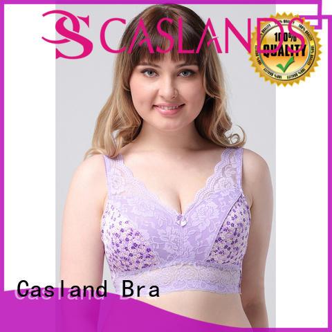 Custom bigger bras plus size bras cup company for girls