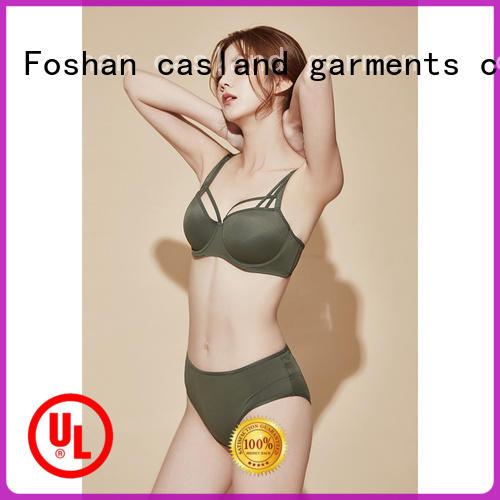 Casland high quality ladies underwear bra supplier for ladies