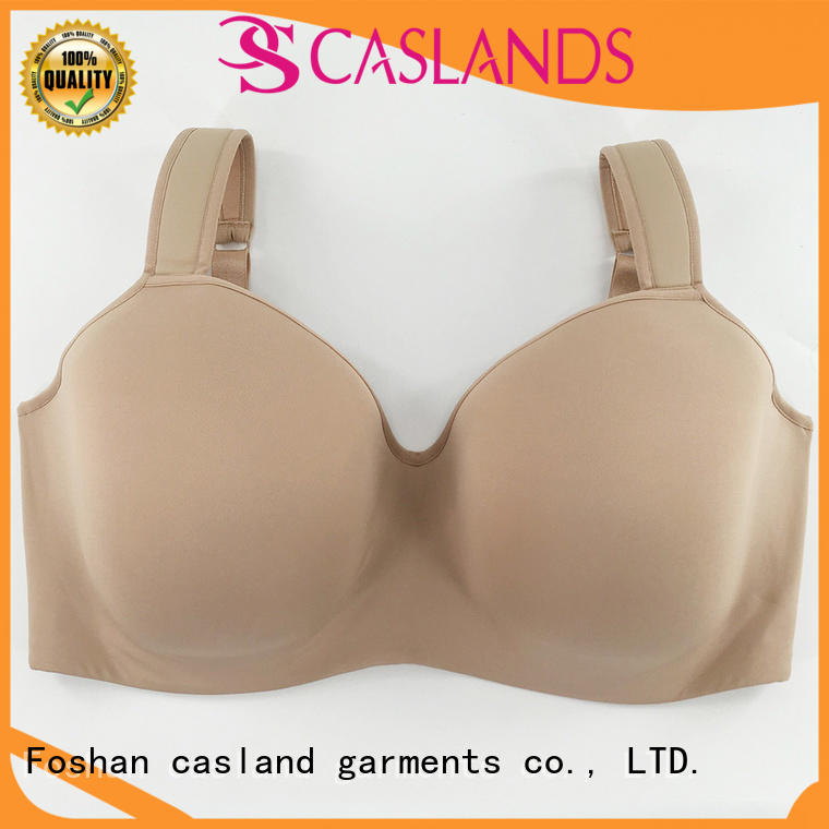 Casland professional large cup size bras supplier for ladies
