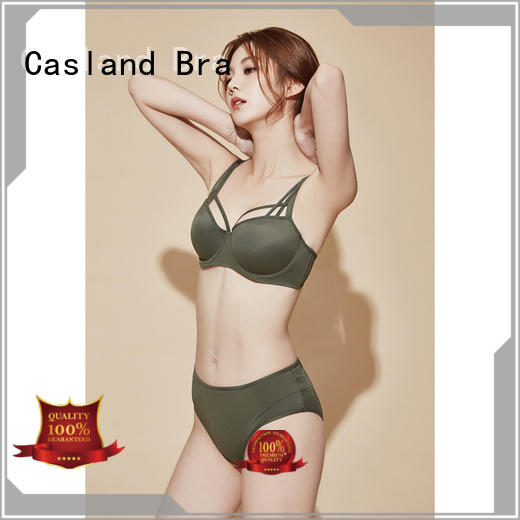 brassiere cup Casland Brand sheer lace bra factory
