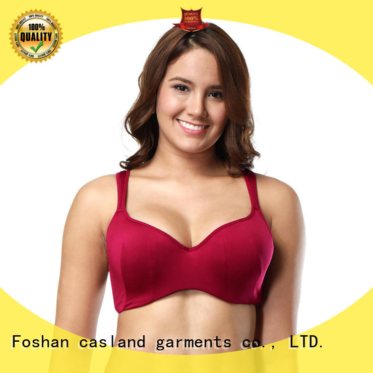 Casland professional cotton bras manufacturer for girls
