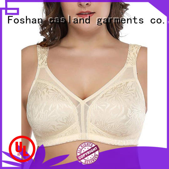 Casland closure largest bra size supplier for women