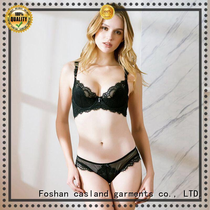 Latest lace underwire bra push manufacturers for women