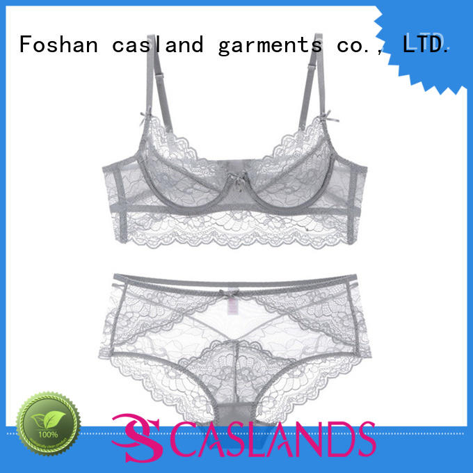Best lace bralette embroidered Supply for ladies
