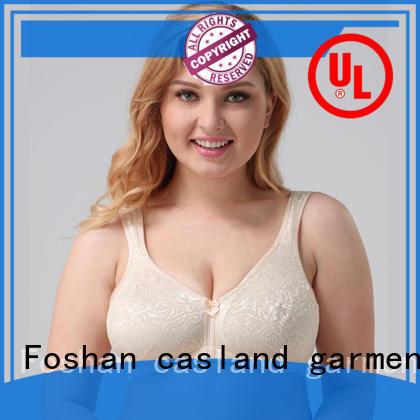 Casland cover underwire bra supplier for ladies
