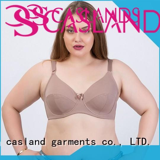Casland hot sale plus size backless bra series for ladies