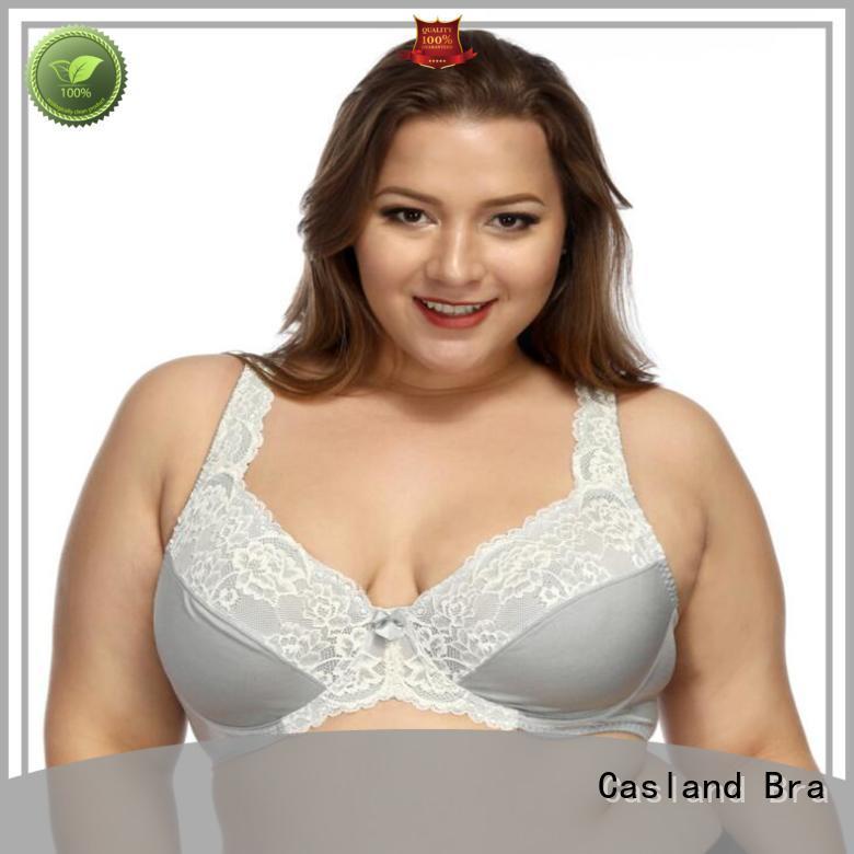 hot sale wide back bras plus size fat supplier for women