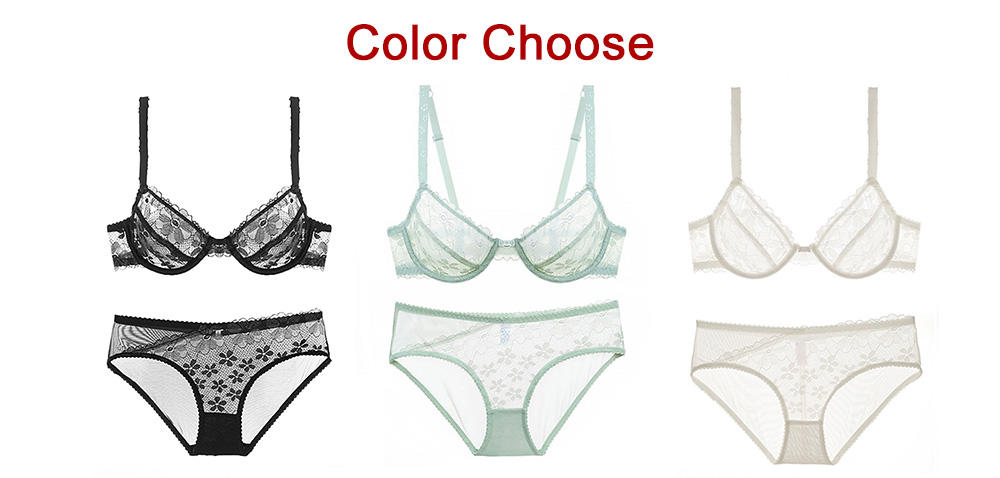 Top bra and panty set online plus Supply for ladies-1