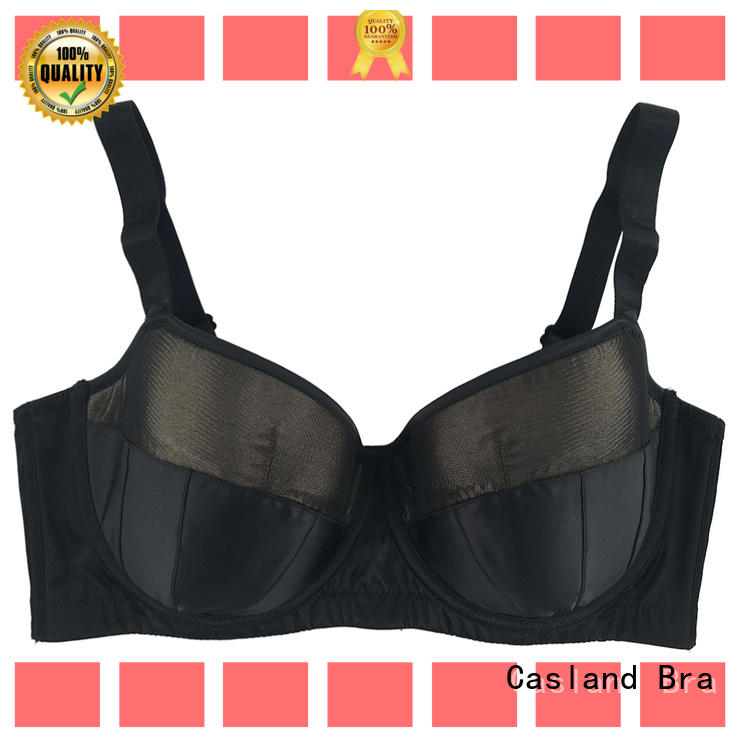 high quality half cup bra plus size breathable series for women
