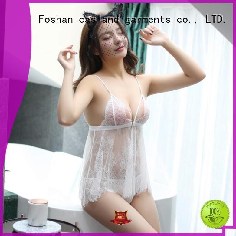 Casland Wholesale mesh bodysuit Supply for women